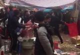 Hà Nội: Đi lễ chùa một nam thanh niên bị truy sát