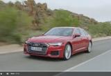 Chiêm ngưỡng vẻ đẹp mê hồn của Audi A6 2019