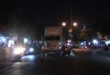 Bình Dương: Tai nạn trong đêm, 1 người tử vong do bị xe container cán qua