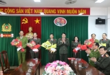 Thừa Thiên Huế: Khen thưởng thành tích phá án trong những ngày đầu năm mới