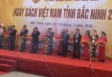 'Sách - văn hoá, phát triển và hội nhập' tôn vinh trên quê hương Kinh Bắc