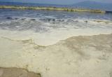 Đà Nẵng: Xuất hiện vệt nước màu đen dài 700 m dọc bờ biển Nguyễn Tất Thành