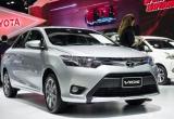 'Vua doanh số' Toyota Vios lại tiếp tục giảm giá