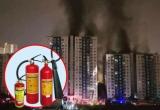 Bản tin Kinh tế Plus: Sau cháy lớn ở chung cư Carina, thiết bị PCCC đắt khách
