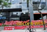 Hà Nội: Dân Golden West bất an về hệ thống PCCC