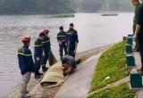 Hà Nội: Phát hiện 2 xác nam thanh niên dưới hồ Bẩy Mẫu
