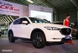 Tháng 4 này, giá ô tô Mazda có gì mới ?