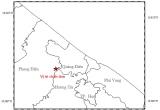 Thừa Thiên Huế: Động đất xảy ra ở huyện Phong Điền