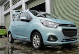 Ôtô siêu rẻ Chevrolet Spark sắp bị 'khai tử' vì ế