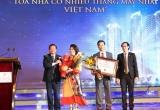 Wyndham Soleil Danang nhận kỷ lục tòa nhà nhiều thang máy nhất Việt Nam