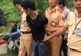 Sơn La: Đội CSGT Mộc Châu truy đuổi đối tượng cướp xe máy như phim hành động