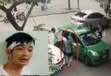 """Vụ tài xế taxi bị tài xế Mercedes """"choảng"""" gạch giữa đường: Xuất hiện tình tiết mới"""
