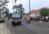 Lâm Đồng: Va chạm với xe tải, một người tử vong tại chỗ