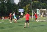 Báo Pháp luật Việt Nam bất ngờ bị Báo Lao động cầm hòa ở trận mở màn Vòng loại Press Cup 2018