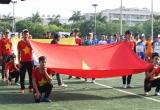 Trực tiếp Vòng loại Press Cup 2018: Đài tiếng nói VN chiến thắng 2 - 1 trước Công an Nhân dân