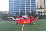 Vòng loại Press Cup 2018: Báo Pháp luật Việt Nam - Báo Dân trí