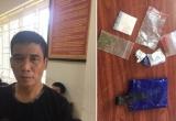 Mang ma túy đi tiêu thụ, gặp 141 đối tượng bỏ xe chạy hòng thoát thân