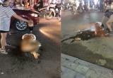 Đã khởi tố vụ cô gái bị lột đồ, tưới nước mắm làm nhục giữa phố ở Thanh Hóa