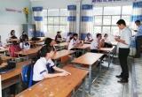 Thí sinh cả nước nô nức làm thủ tục dự thi THPT quốc gia 2018