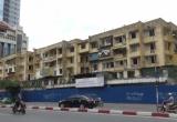 Bản tin Bất động sản Plus: Dự án cải tạo chung cư cũ 93 Láng Hạ vì sao 7 năm nằm 'bất động'?