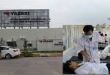 Quảng Ninh: Công nhân nhà máy Yazaki tiếp tục nhập viện và yêu cầu được đối thoại
