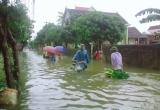 Nghệ An: Quốc lộ ngập sâu đến 1m, nhiều địa phương bị chia cắt, cô lập trong nước lũ