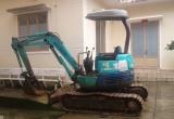 Phát hiện và tạm giữ máy múc san gạt đất không phép ở Đà Lạt