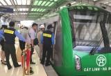 Slide - Điểm tin thị trường: Vé tàu đường sắt Cát Linh – Hà Đông khoảng 10.000 đồng/lượt