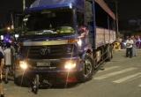 Bình Dương: Xe tải ôm cua cán người phụ nữ tử vong thương tâm