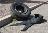 Nghệ An: Nổ lốp ô tô khách, chủ gara văng cao 3m tử vong tại chỗ