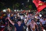 Hà Nội huy động 500 cảnh sát bảo vệ trật tự sau trận U23 Việt Nam - U23 Syria