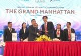 Dự án The Grand Manhattan có 3 đại lý phân phối chính thức