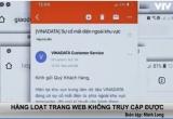 Hàng loạt các trang web vẫn chưa thể truy cập sau sự cố của VNG