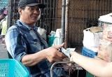 Vụ bảo kê tại chợ Long Biên: Đình chỉ một Phó ban quản lý chợ