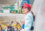 """Thiên Nga bất ngờ """"lột xác"""" thu hút ống kính truyền thông tại Seoul Fashion Week 2018"""