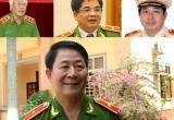 Vì sao 2 Trung tướng và 3 Thiếu tướng Công an bị xem xét thi hành kỷ luật?