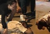 [Clip]: Tài xế taxi bị bắn, chèn xe qua người sau va chạm