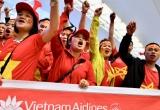 Hơn 3.000 CĐV lên đường sang Malaysia 'tiếp lửa' cho đội tuyển Việt Nam