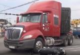 TP HCM: Va chạm với container, 1 người tử vong