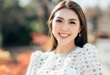 'Đụng hàng' áo dài Công Trí với Hồ Ngọc Hà, Tường Linh khoe vẻ đẹp dịu dàng giữa trời đông Hàn Quốc