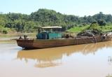 Tạm dừng, nghiêm cấm khai thác cát trên sông Đồng Nai