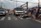 Tin nhanh: Liên tiếp xảy ra những vụ tai nạn liên hoàn
