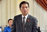 Bộ trưởng Công Thương xin lỗi về việc dùng xe công đón người nhà