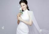 Dương Yến Phi khoe nét đẹp hiền dịu trong bộ đầm trắng ôm sát