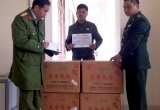 Hà Giang: Bắt giữ đối tượng chở pháo qua biên giới bằng ô tô