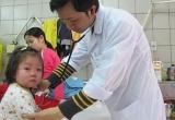 Hà Nội: Số trẻ mắc sởi nhập viện gia tăng ngay từ những ngày đầu năm mới