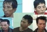 Cận cảnh gương mặt đáng sợ của 5 'con nghiện' thay nhau hãm hiếp nữ sinh đi giao gà chiều 30 Tết