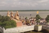 Hàng nghìn người dân tham dự Lễ hội cấp Ấn tại Hải Phòng