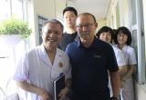 """Bộ Y tế mời HLV Park Hang-seo làm đại sứ thiện chí chương trình """"Sức khỏe Việt Nam"""""""