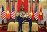 Vietnam Airlines ký hợp tác phát triển công nghệ thông tin hàng không trị giá 300 triệu USD